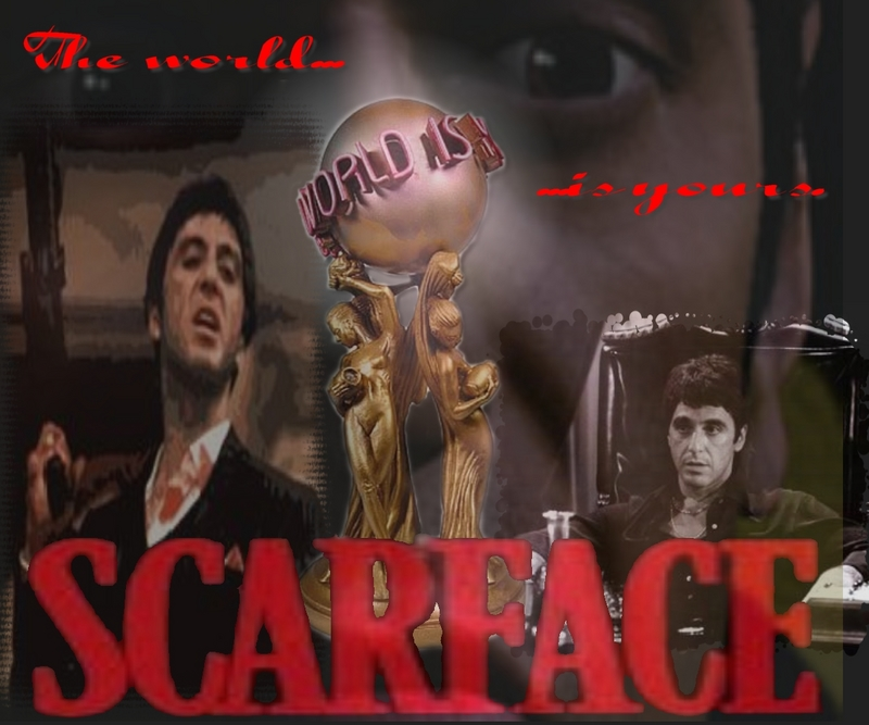 Scarface by DreamerzSonata7