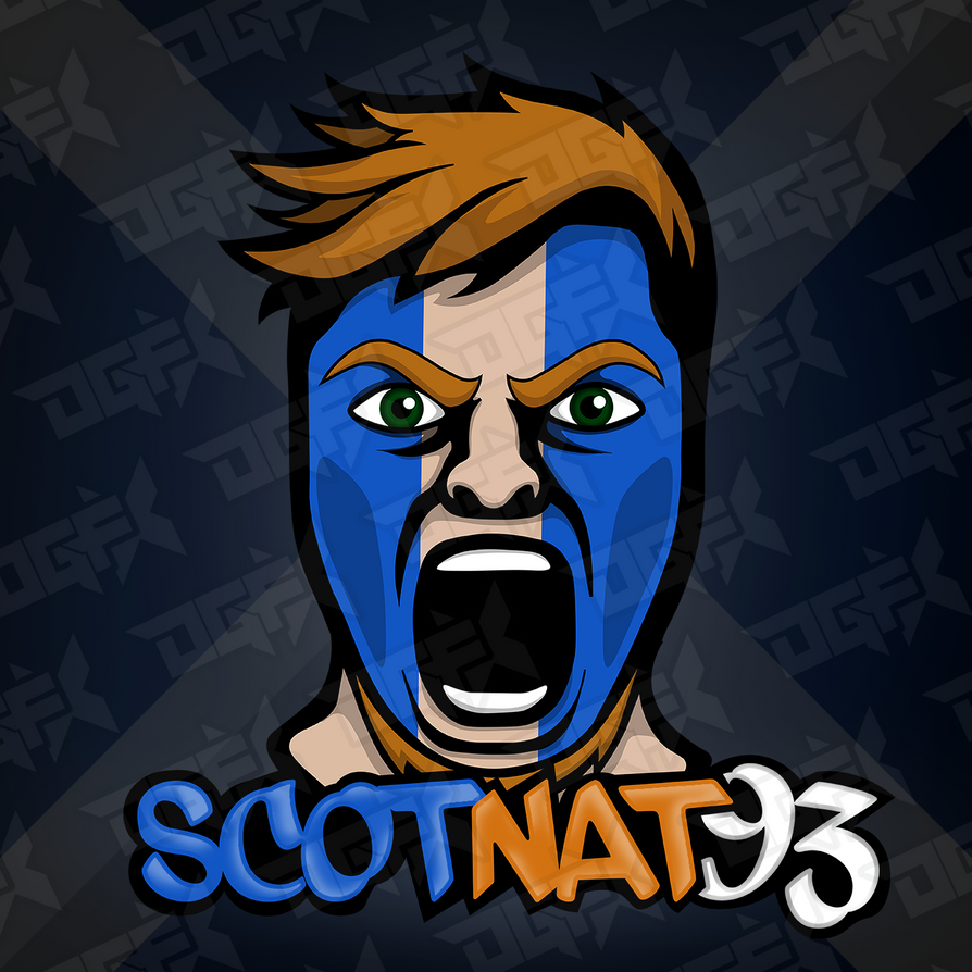 ScotNat93 Twitch Logo by DauntlexGFX