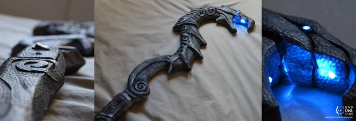Skyrim : Dragon Priest Staff