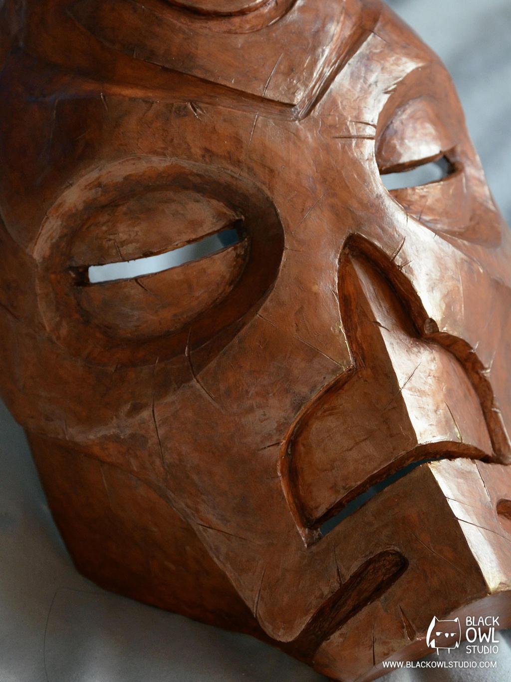 Skyrim : Volsung Mask 02 by BlackOwlStudio