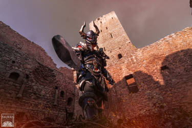 Black Knight - This Day We Fight! by BlackOwlStudio