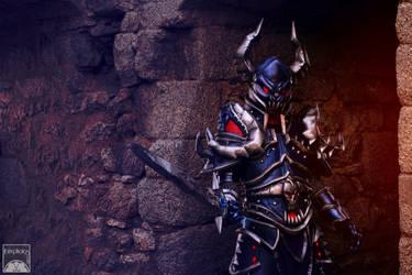 Black Knight by BlackOwlStudio