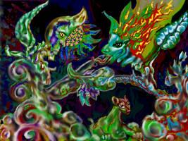 Dancing Nootropics by meso-mhyrr