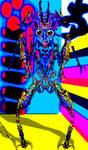 Groovy Mantis       XoYoX           by meso-mhyrr