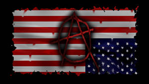 Anarchy American-PSP Wallpaper by boozker