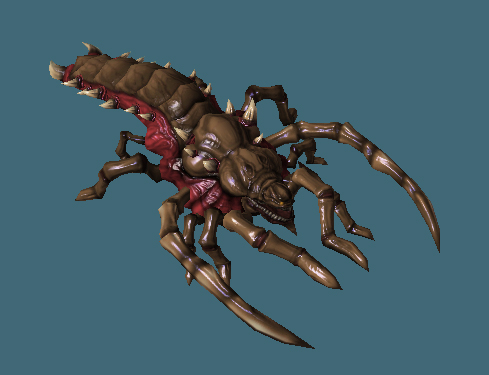 Zerg Defiler Star Craft 1