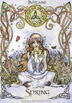 The spring holiday Beltane