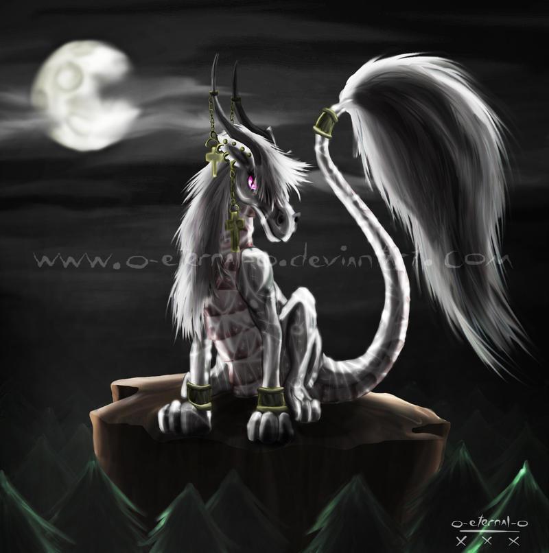 Spiritual Dragon by FleetingEmber