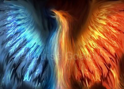 Phoenix by FleetingEmber