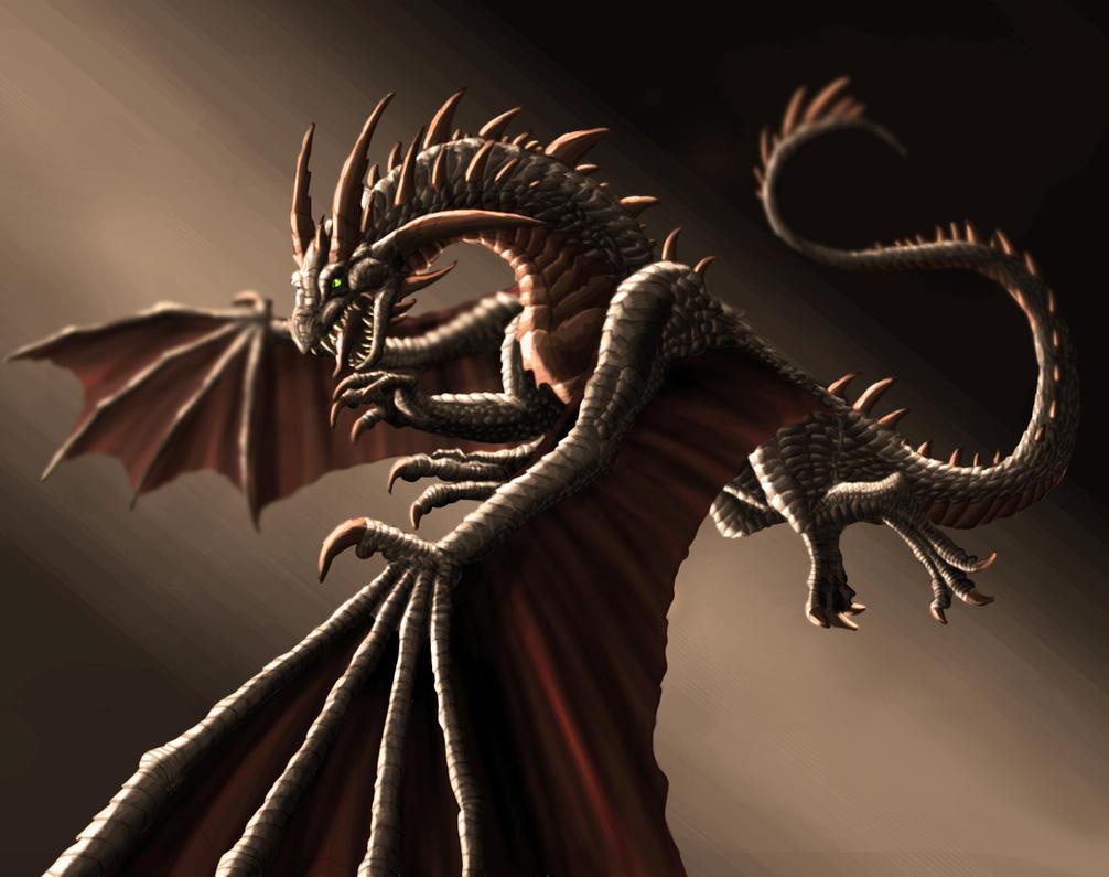Dragon Flight by FleetingEmber
