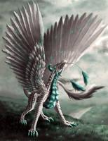 Dragon by FleetingEmber