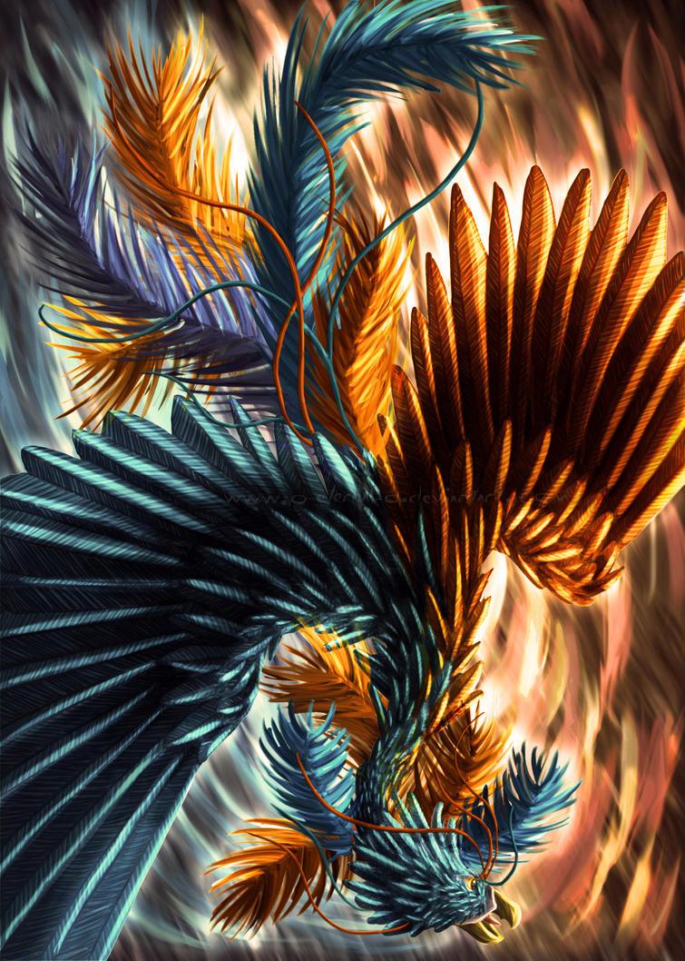 Phoenix by FleetingEmber on DeviantArt - 347.5KB