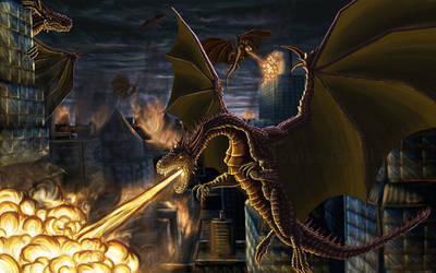 Dragon Apocalypse