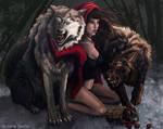 Miss Riding Hood by FleetingEmber