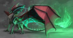 Abyss Spirit Dragon
