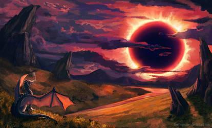 Eclipse by FleetingEmber