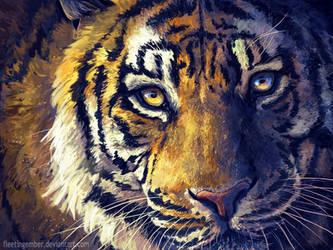 Tiger by FleetingEmber