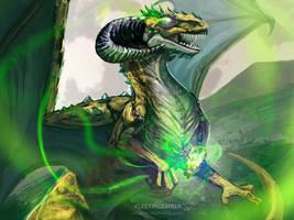 Dragon Stone by FleetingEmber