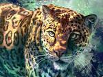 Jungle Cat by FleetingEmber