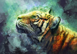 Tiger Art Raffle [OPEN]
