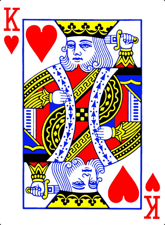 Myndaniðurstaða fyrir king of hearts