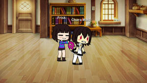 Chara the Wedgie Maid