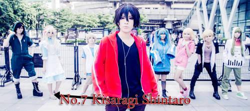 Kagerou Project #013 Shintaro by azukajung