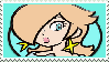Not-So-3D Rosalina stamp 2 by KimberlyTheHedgie