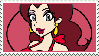 Not-So-3D Pauline stamp 2 by KimberlyTheHedgie