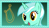 Lyra Heartstrings Stamp [Better] by KimberlyTheHedgie