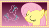 Fluttershy Stamp [Better] by KimberlyTheHedgie