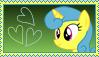 Lemon Hearts Stamp [Better] by KimberlyTheHedgie
