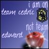 Team Cedric...Not Edward by digitalepidemic