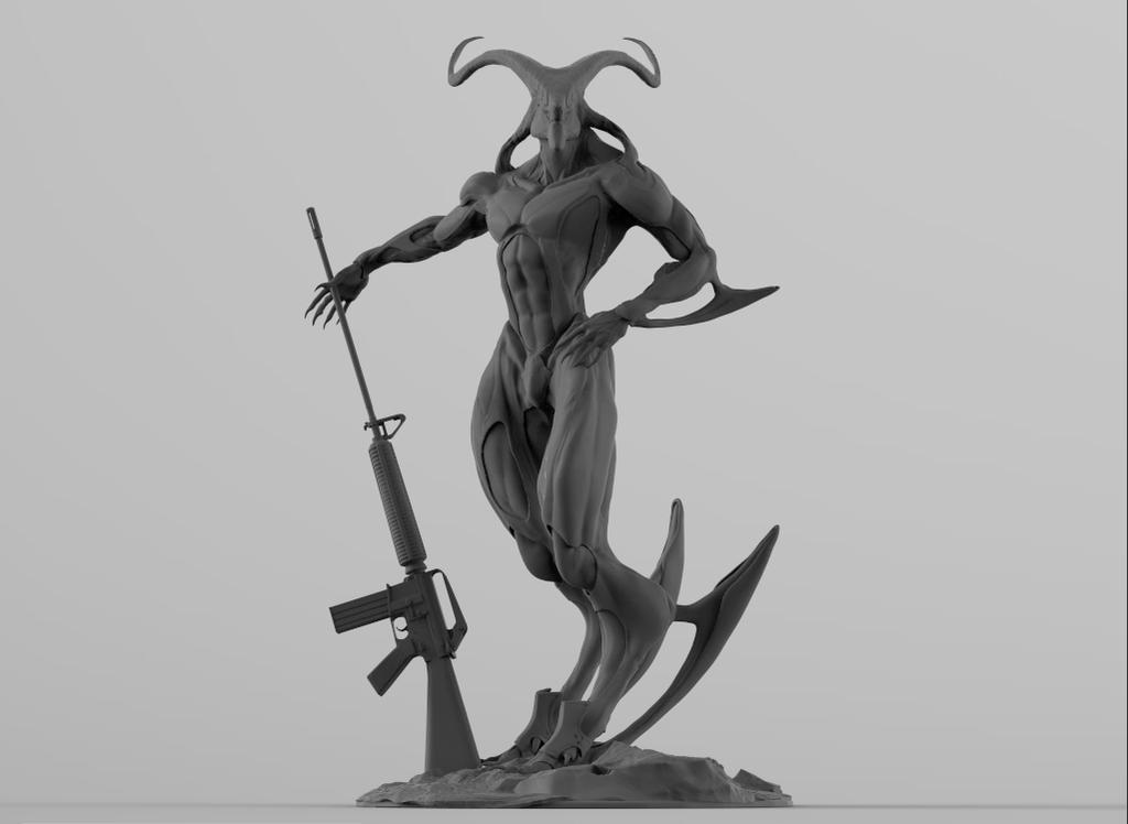 Figure by ApeironDiesirae