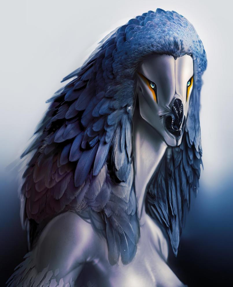Black Swan by ApeironDiesirae