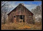 Abandoned Barn by boron