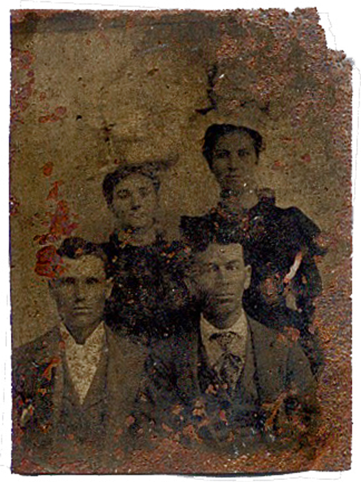 Tintype Rust by boron
