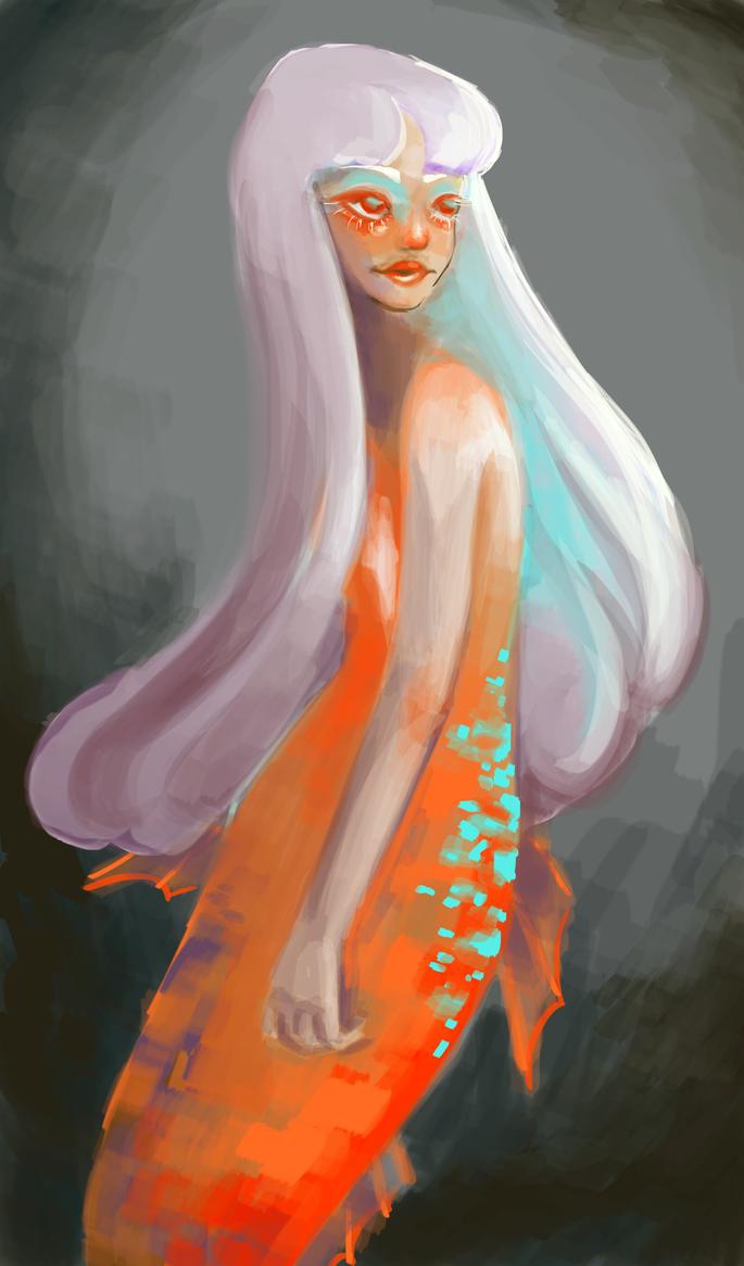 Mermaid by iumba