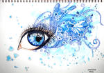 Water Faerie Eyes