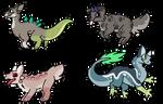 Doggosaurus adopts (Closed by Snaz-zy