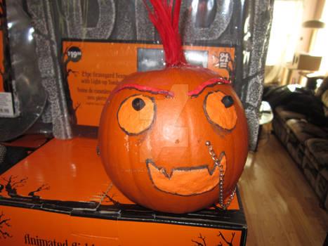 Jack the pumpkin Punk