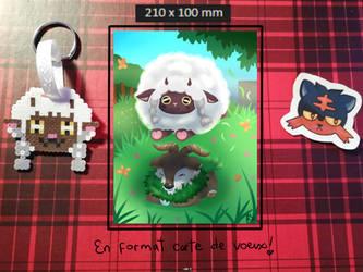Pokemon kit loterie tipeee