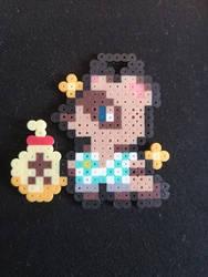 Happy Tomnook pixelart