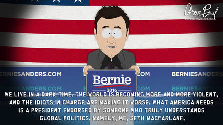 Remember the Time I Endorsed Bernie Sanders by AnonPaul