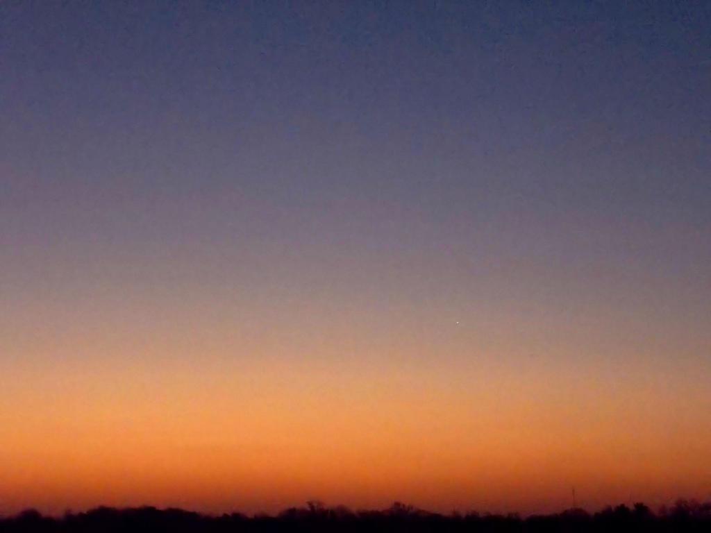 1-8-13 Early sunrise by Bizee1