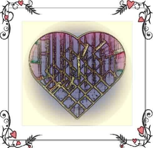 Purple Heart by Bizee1