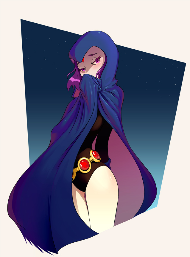 Raven by SanePerson