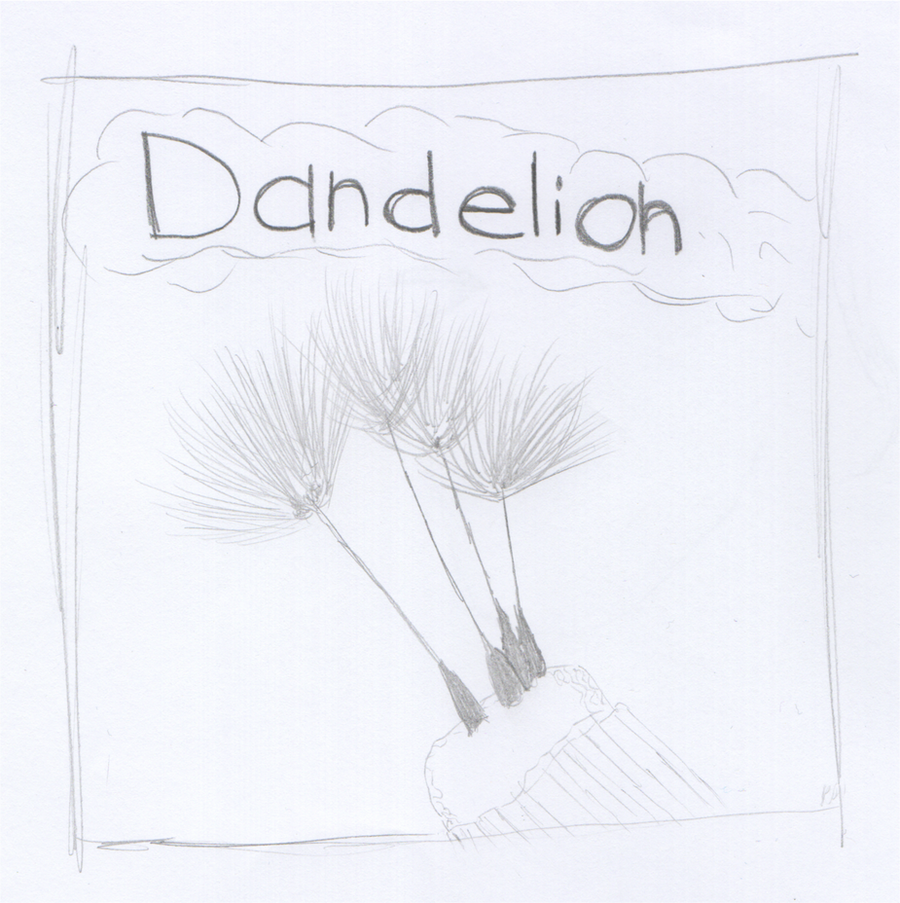 Dandelion by Trinit94 on deviantART