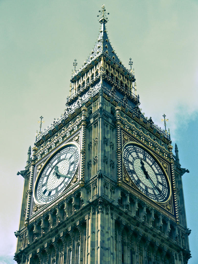 Big Ben by Trinit94