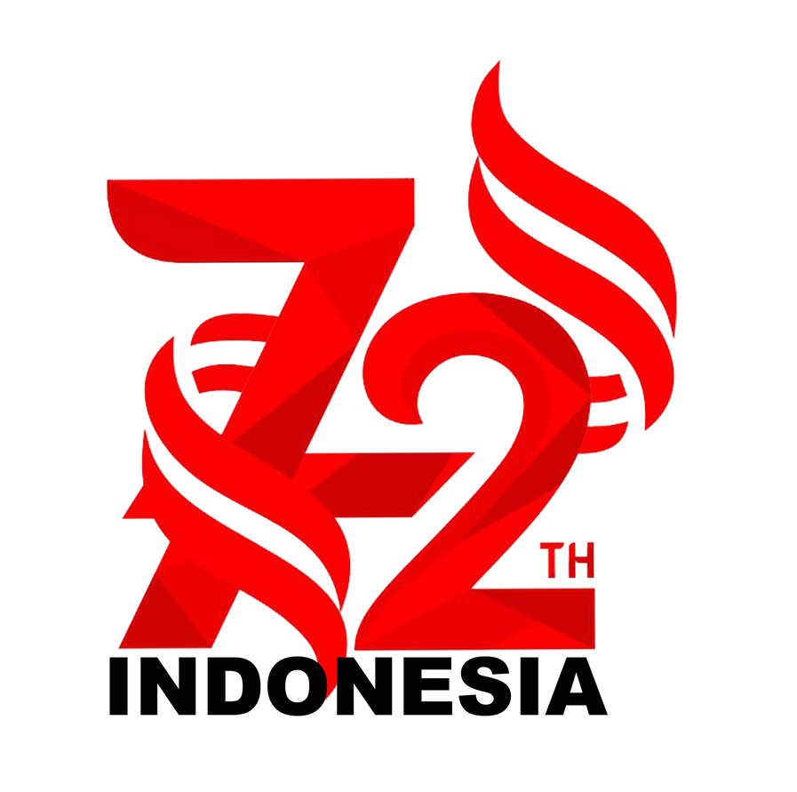 Logo Hut Ri Ke 74: LOGO HUT RI 72 By Sulivan87 On DeviantArt